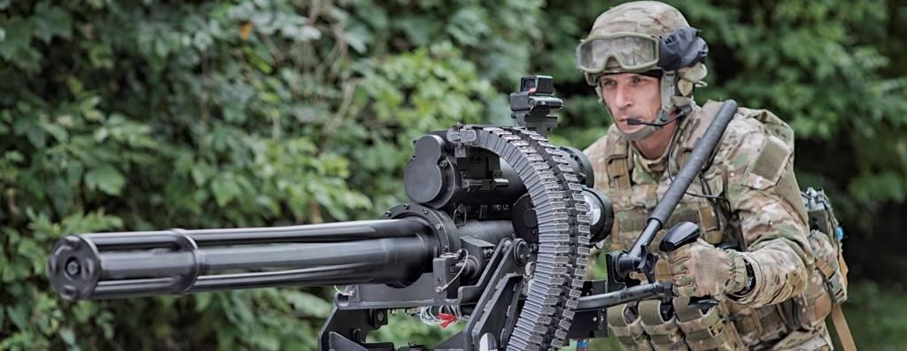 Uzbrojenie strzeleckie, pokładowe i broń wsparcia ogniowego
